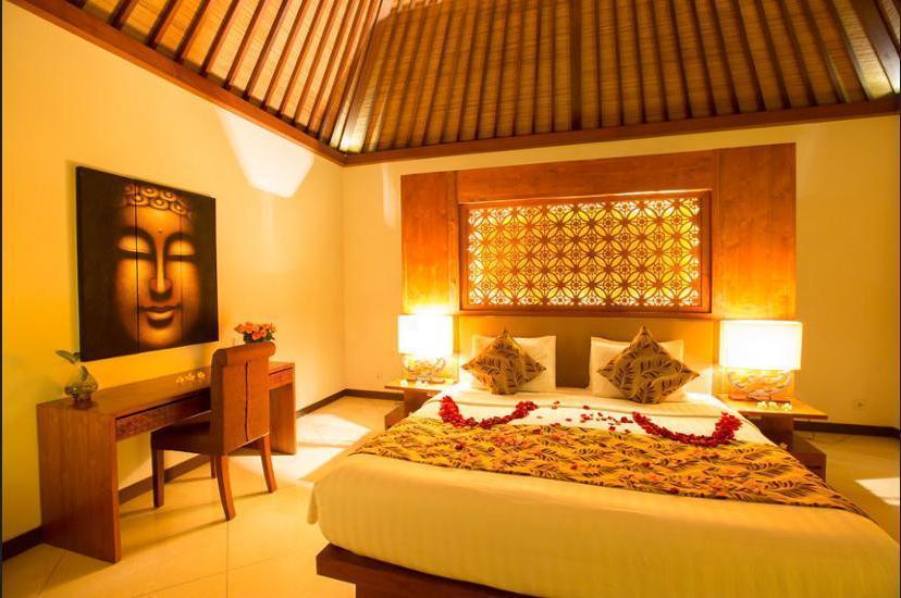 Villa Seriska Satu Sanur Bali - Guestroom