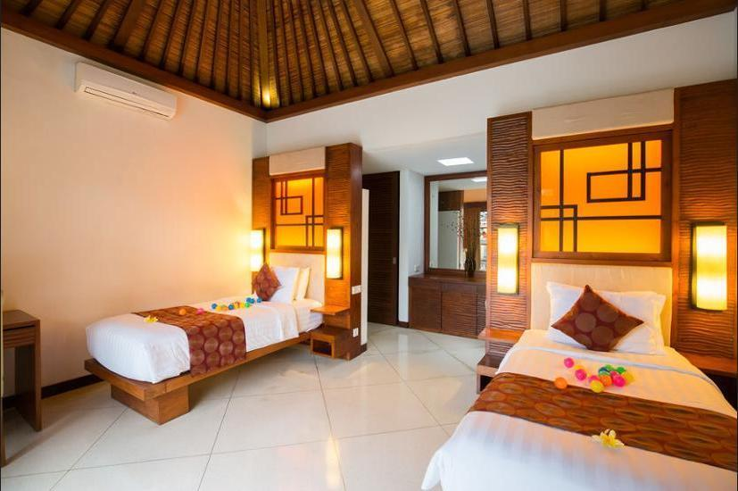 Villa Seriska Satu Sanur Bali - Childrens Theme Room