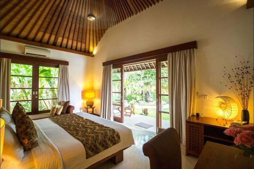 Villa Seriska Satu Sanur Bali - Guestroom View