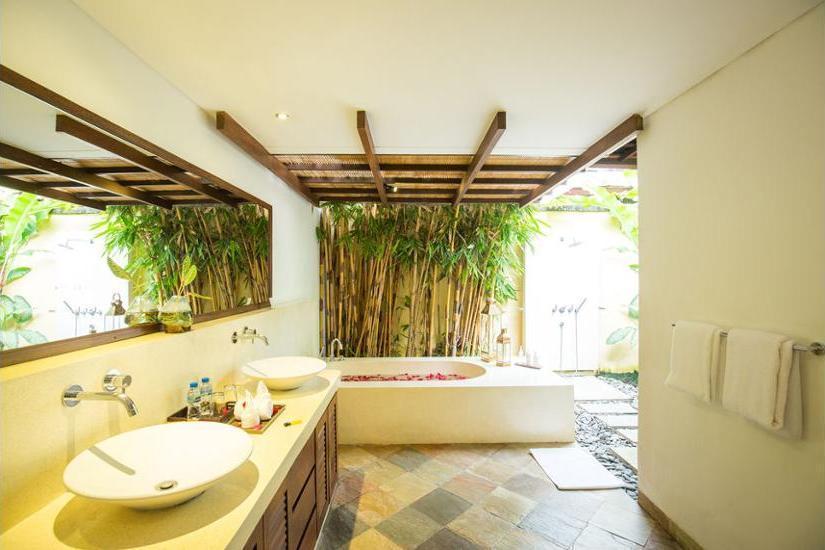 Villa Seriska Satu Sanur Bali - Bathroom