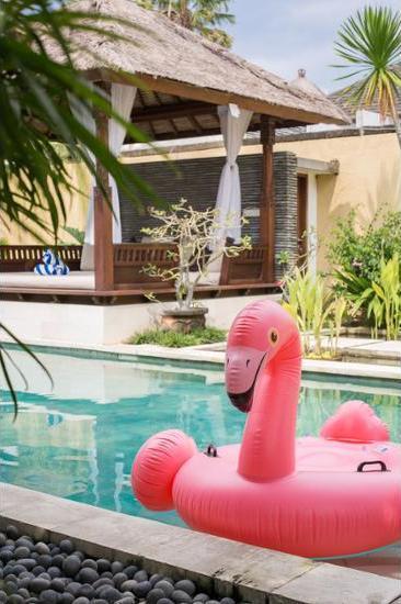 Villa Seriska Satu Sanur Bali - Childrens Play Area - Outdoor
