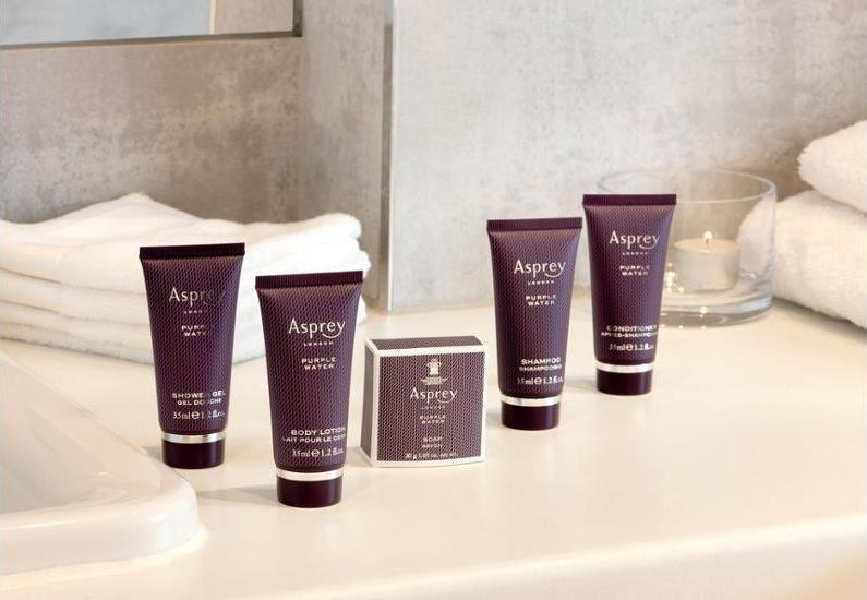 The Ritz-Carlton Pacific Place - Bathroom Amenities