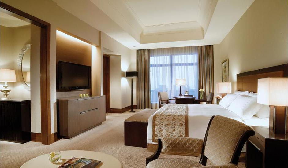 The Ritz-Carlton Pacific Place - Kamar Deluks, 1 Tempat Tidur King, pemandangan kota (Deluxe Grand - Included All Meals) Regular Plan