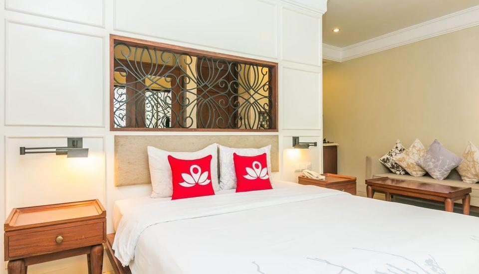 ZEN Premium Dewi Saraswati Seminyak Bali - Tempat Tidur Double