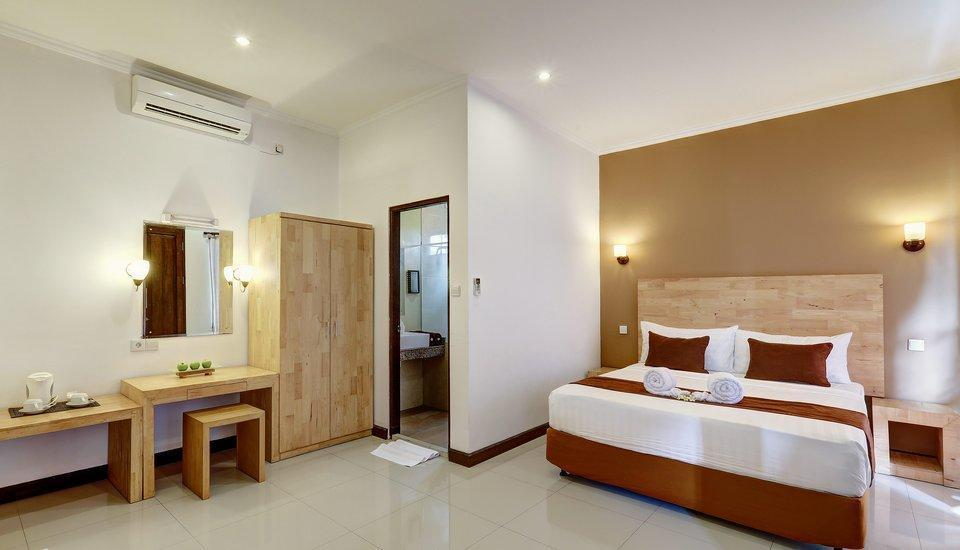 Nipuri Hotel Bali - Deluxe Room
