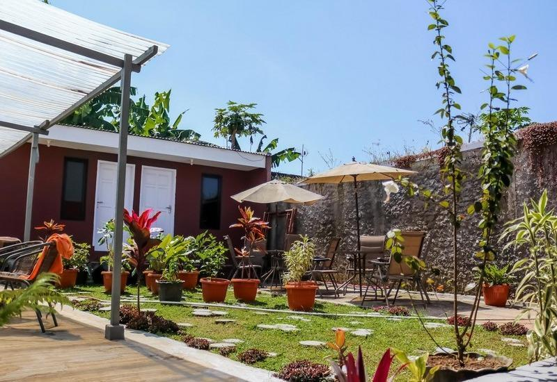 NIDA Rooms Bajuri Raya 18 Lembang - Pemandangan area