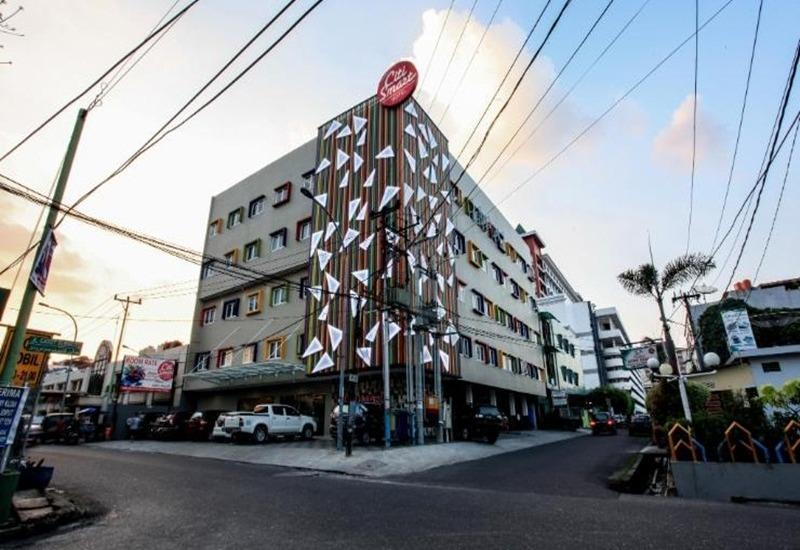 Citismart Hotel Pekanbaru - Eksterior