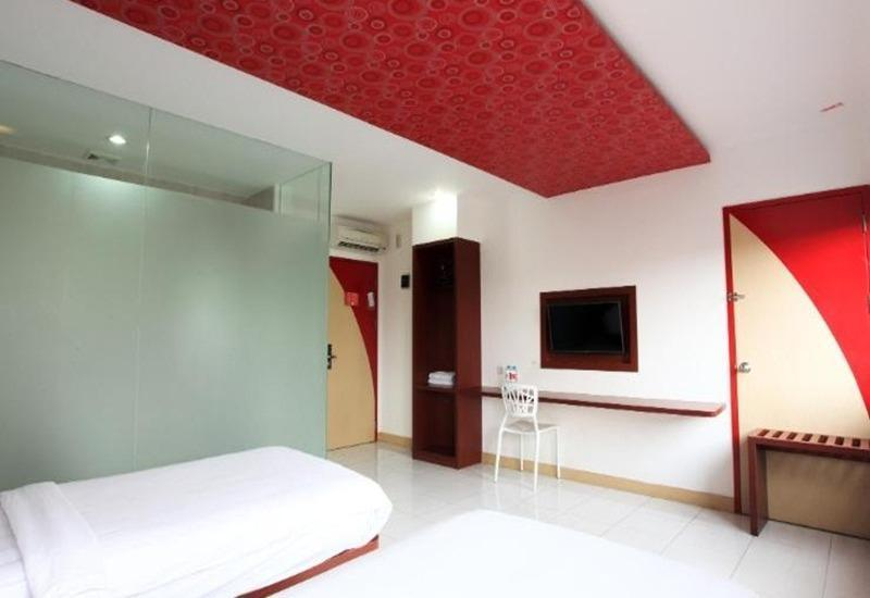 Citismart Hotel Pekanbaru - Superior Twin Room Regular Plan