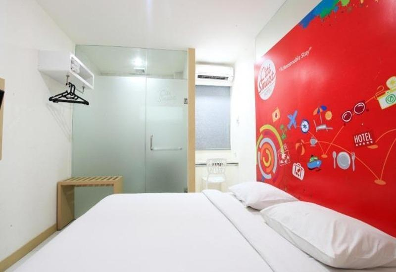 Citismart Hotel Pekanbaru - Superior Double Room Regular Plan