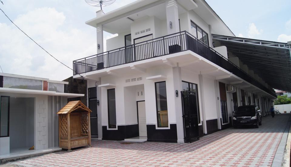 Medical.Kost Jogja - Tampilan Luar Hotel