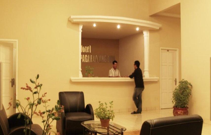 Hotel Pagaruyung Batusangkar - Lobi