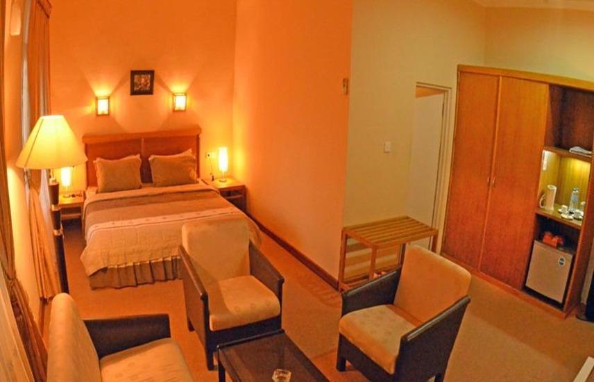 Hotel Pagaruyung Batusangkar - Interior
