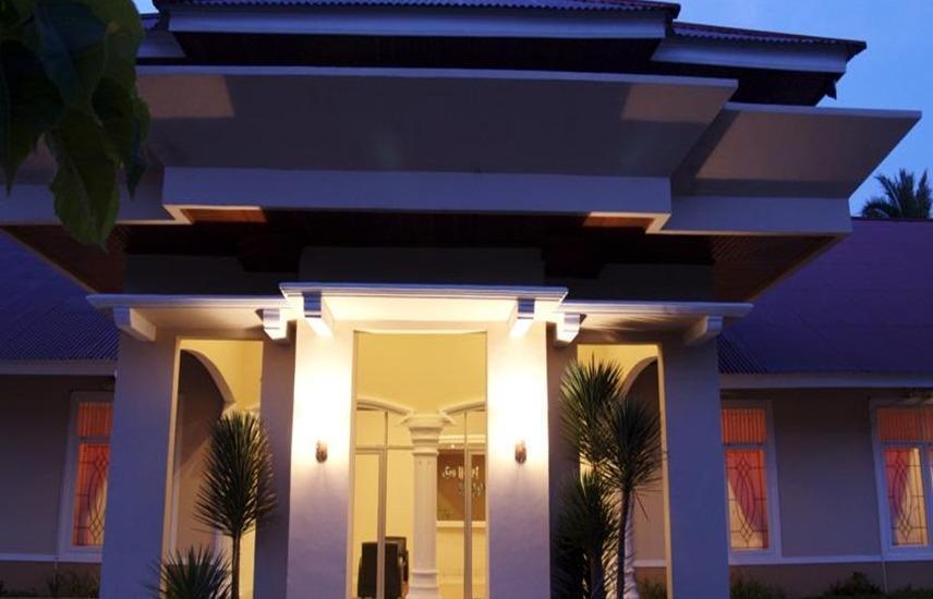 Hotel Pagaruyung Batusangkar - Eksterior