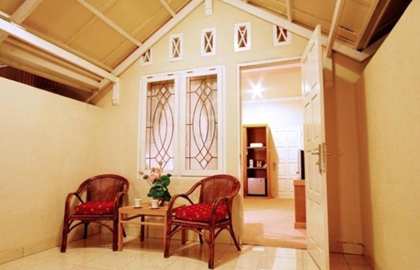 Hotel Pagaruyung Batusangkar - Teras