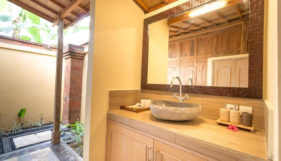 Umasari Rice Terrace Villa Bali - Kamar mandi