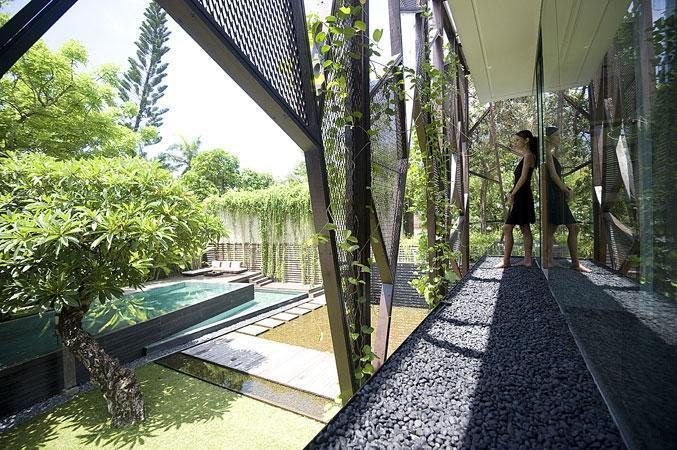 Ziva a Residence Bali - Pemandangan