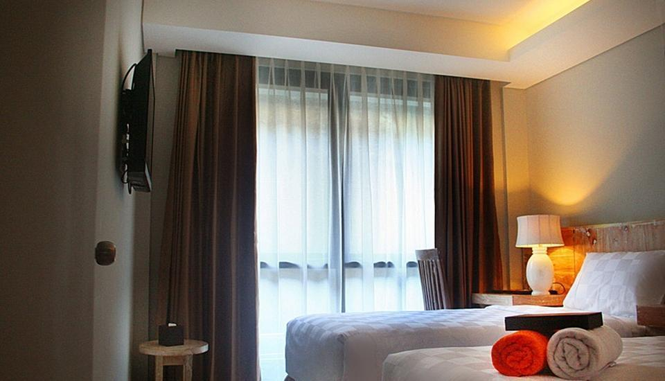 Edelweiss Boutique Kuta Bali - Superior Room Only NEW YEAR HOT PROMO