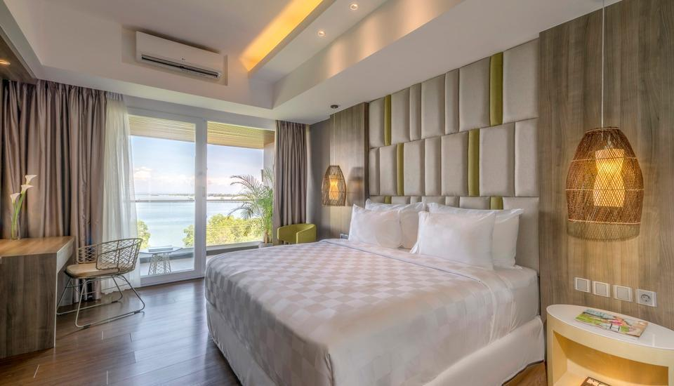 The Crystal Luxury Bay Resort Nusa Dua - Bali Bali - Deluxe City View Rooms - Twin Regular Plan