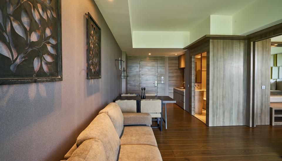 The Crystal Luxury Bay Resort Nusa Dua - Bali Bali - Ocean View Suite 2