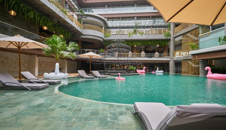 The Crystal Luxury Bay Resort Nusa Dua - Bali Bali - swimming pool 2