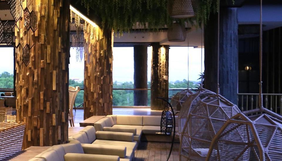 The Crystal Luxury Bay Resort Nusa Dua - Bali Bali - the crystal lounge 2