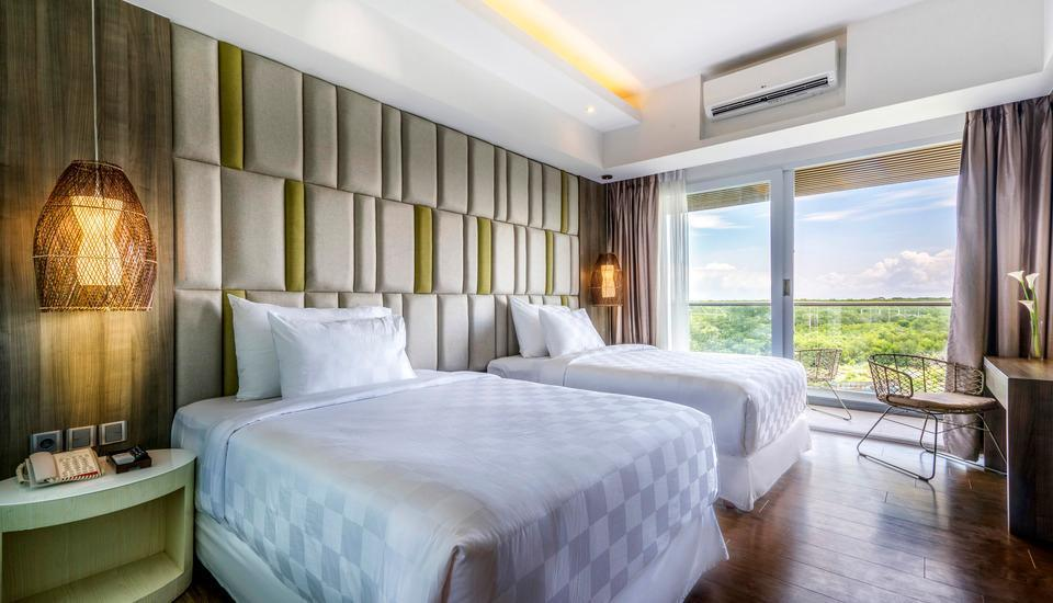 The Crystal Luxury Bay Resort Nusa Dua Bali - Deluxe Twin