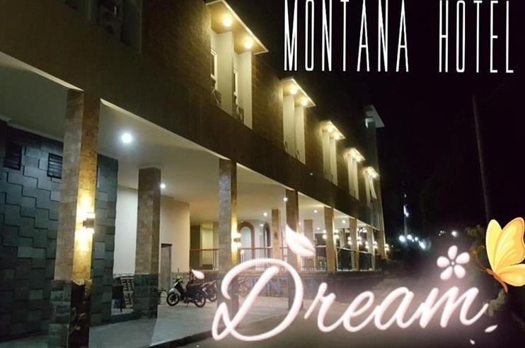Montana Hotel Kuningan - Exterior
