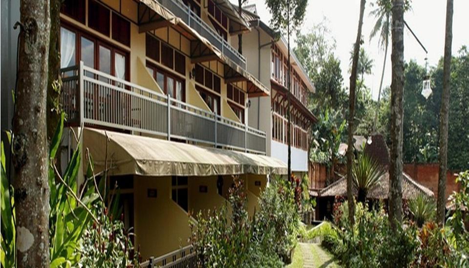 Athalia Resort Bogor - Building