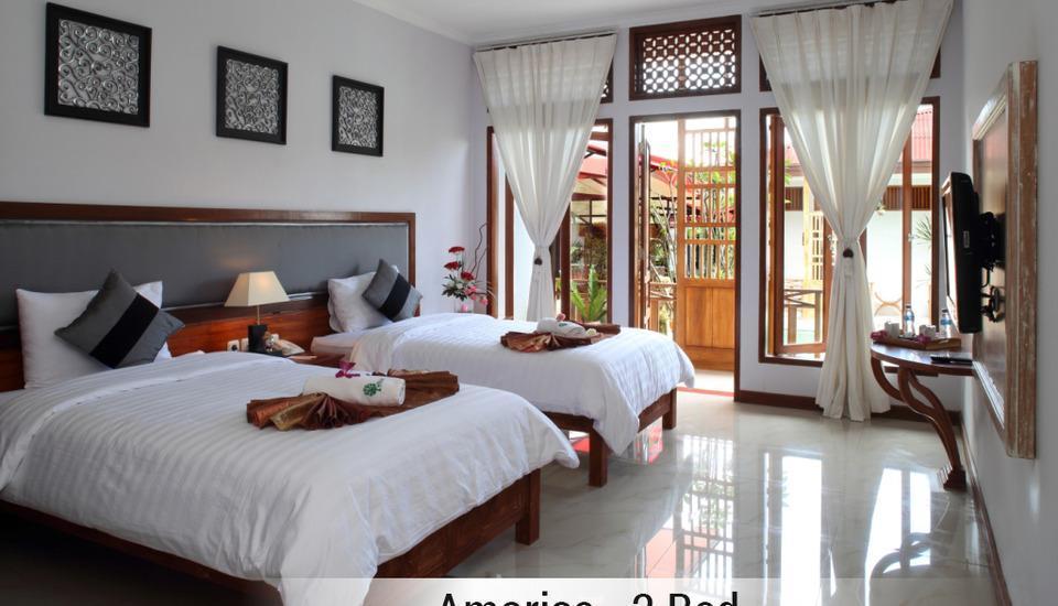 Athalia Resort Bogor - Executive Room With Breakfast Regular Plan