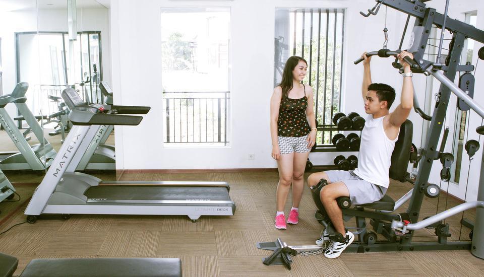 Umalas Hotel & Residence Bali - Ruangan Fitness