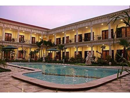 Grand Palace Hotel Jogja -