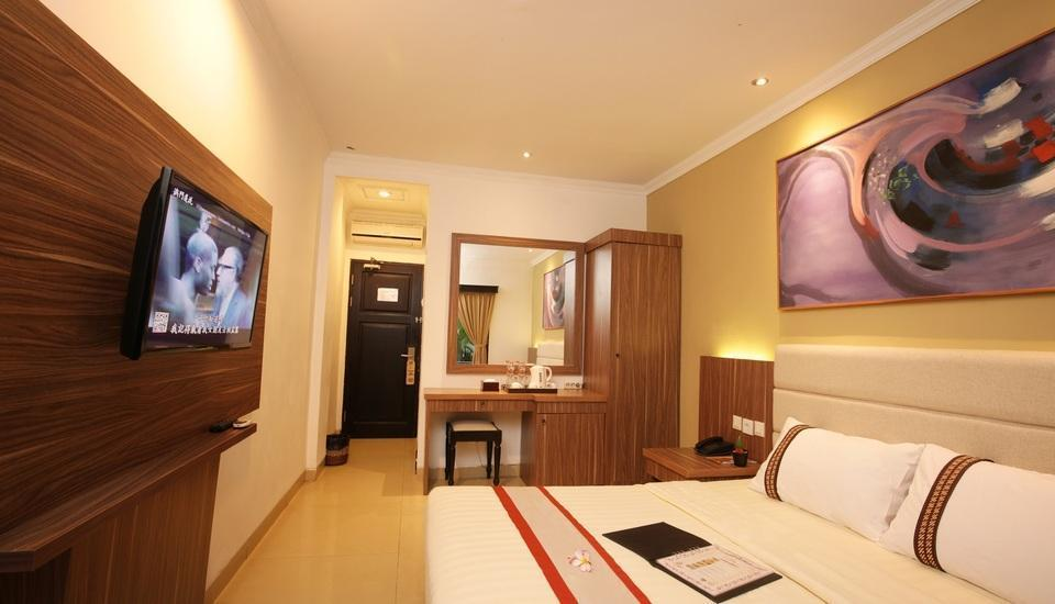 Grand Palace Hotel Jogja - Kamar Superior Double