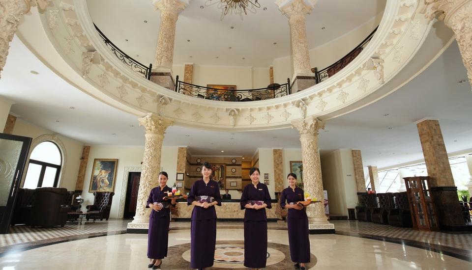 Grand Palace Hotel Jogja - Lobi