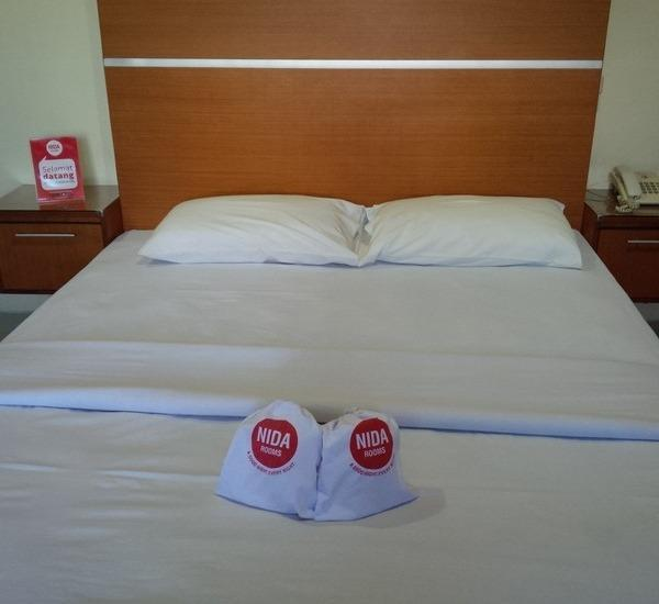 NIDA Rooms Makassar Fort Rotterdam - Double Room Single Occupancy Special Promo