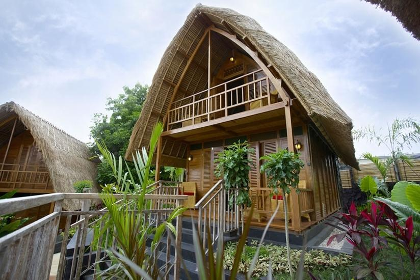 S Resorts Hidden Valley Bali - Traditional Cottage
