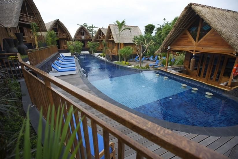 S Resorts Hidden Valley Bali - Kolam Renang