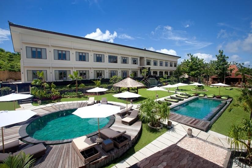 S Resorts Hidden Valley Bali - Tampilan Luar Resort