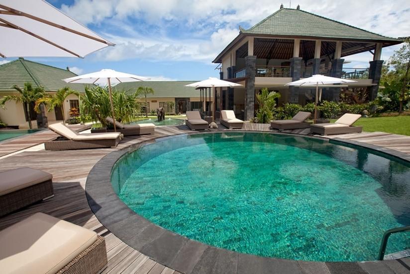 S Resorts Hidden Valley Bali - Kolam Renang