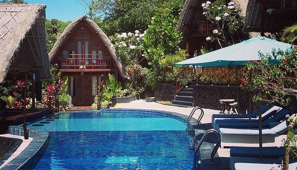 S Resorts Hidden Valley Bali - Tradisional Lumbung 2 Lantai