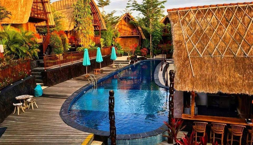 S Resorts Hidden Valley Bali - The Lumbung Beach Collection - 2 Storey Mid Year Sale