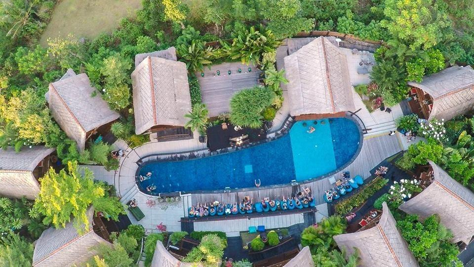 S Resorts Hidden Valley Bali - Area Lumbung