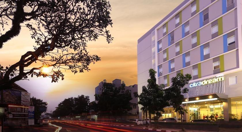 Hotel Citradream Bandung - Eksterior