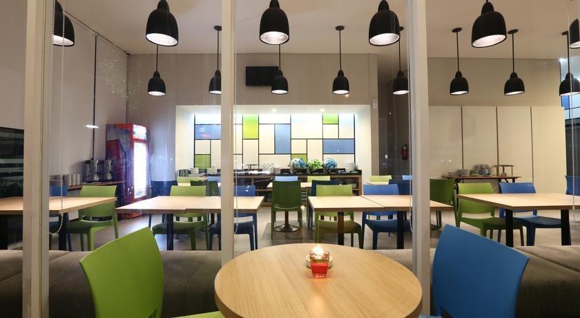 Hotel Citradream Bandung - Ruang makan