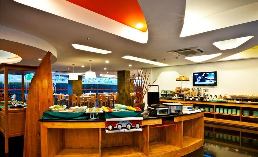 The Jimbaran View Bali - Restaurant