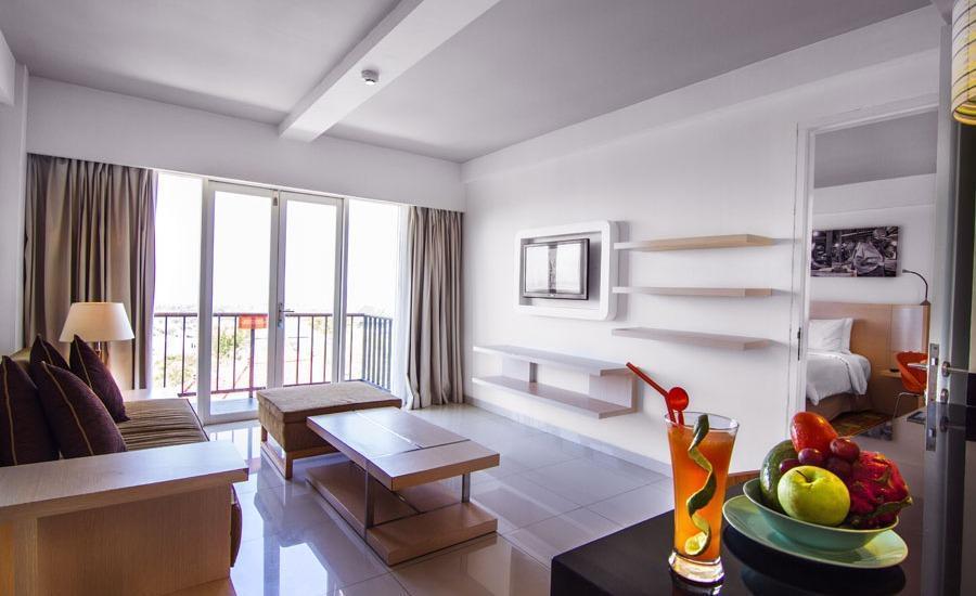 The Jimbaran View Bali - Suite Room