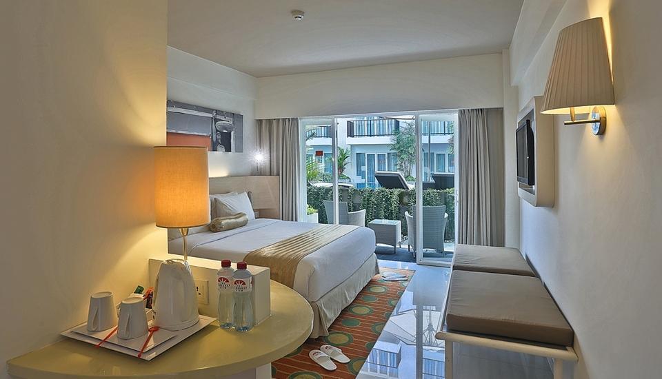 The Jimbaran View Bali - Superior Pool Access Basic Deal Non Refundable