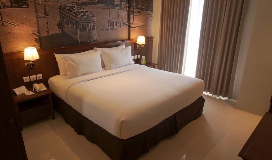 Varna Culture Hotel  Surabaya - Kamar tamu