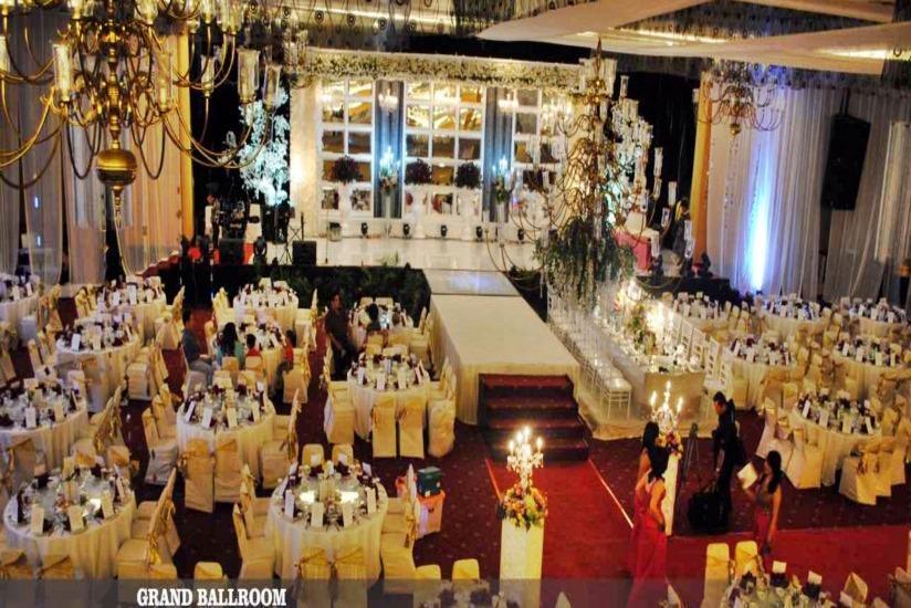 Hotel Bumi Senyiur Samarinda - Ruang pernikahan