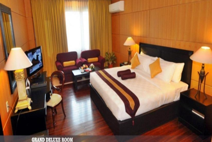 Hotel Bumi Senyiur Samarinda - Grand Deluxe Double Room Regular Plan