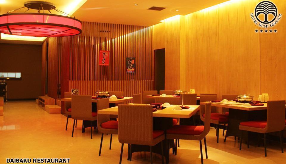 Hotel Bumi Senyiur Samarinda - Daisaku Restaurant